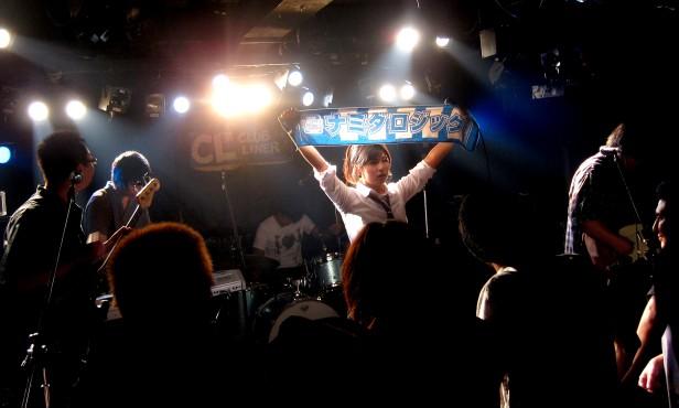 ナミダロジックのライブ